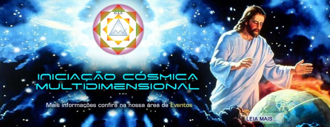 Iniciação Cósmica Multidimensional
